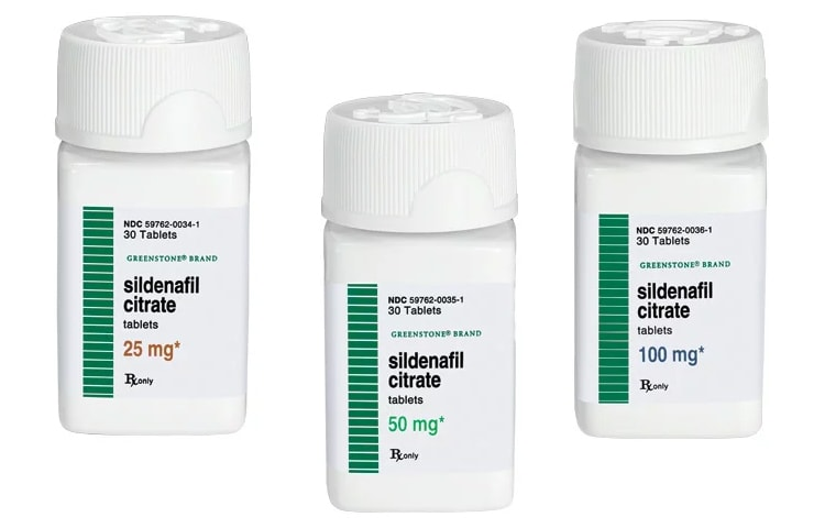 Advantages of Using Sildenafil Citrate